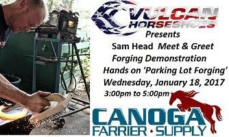 Sam Head at Canoga